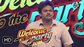 Shakalaka Shankar Performance | ETV New Year Special Event 2017 | Welcome To The Party | 31st Dec