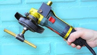 Bright Device of the Angle Grinder!
