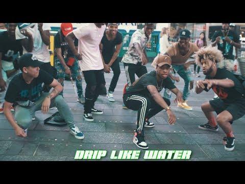 MalikSosho - Drip Like Water | Freestyle Ft. TheFutureKingz