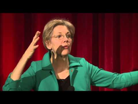 Fighting for Change in the U.S. Senate | Elizabeth Warren | Voices in Leadership