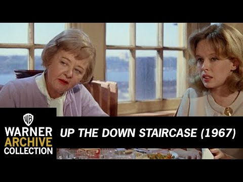 Up The Down Staircase 1967 – Teachers Lounge