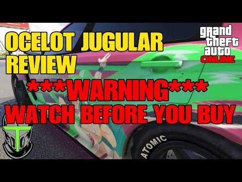 GTA Online: Ocelot Jugular Review ***WARNING*** Watch Before You Buy!