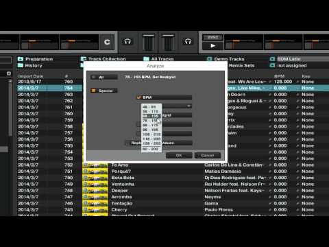 Tagging 100 iTunes tracks with BPM info in 15 seconds  - YouTube