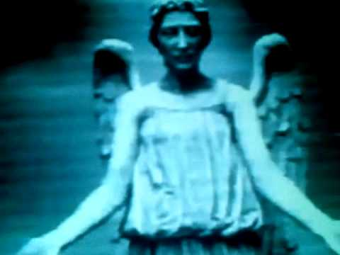 Weeping angels security footage - YouTube