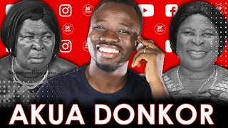 AKUA DONKOR returns for a new MAGRAHEB Interview 🔥😂