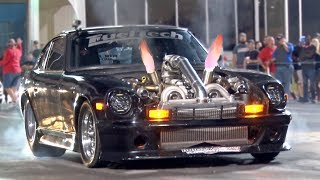 FIREBREATHING 280z - Twin Turbo BEAST!