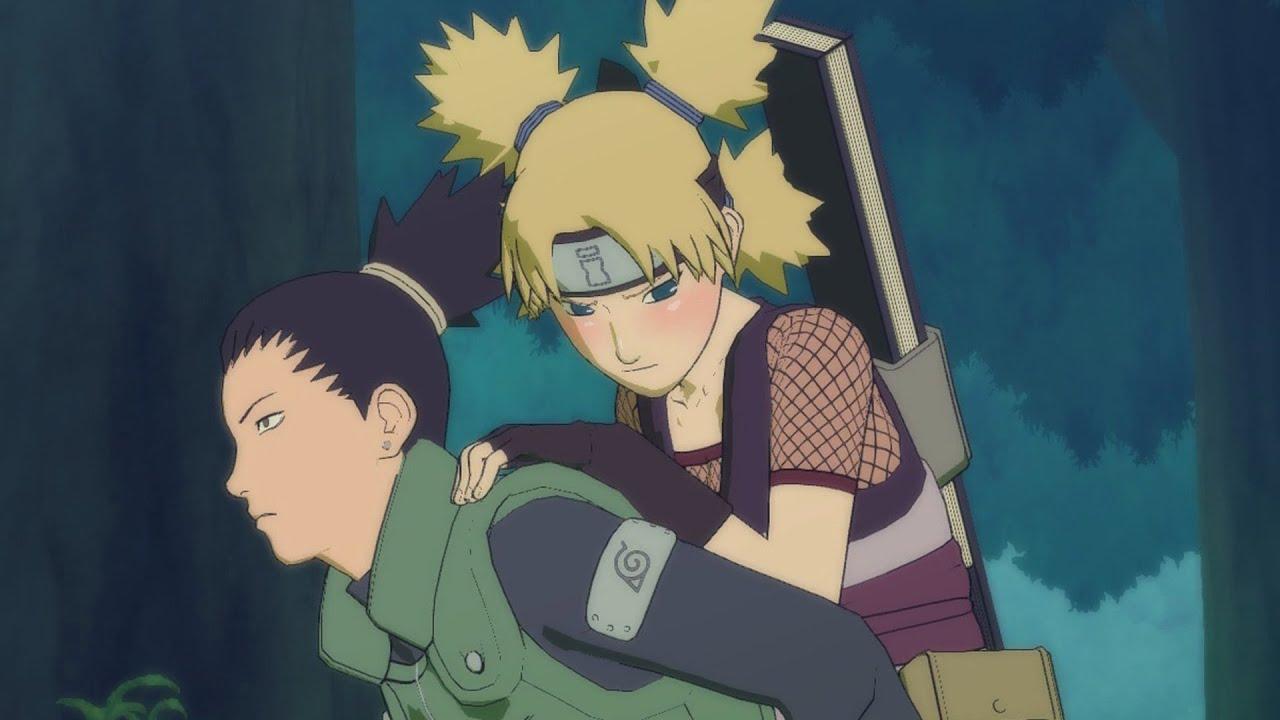 Shikamaru x Temari Moments - Naruto Shippuden: Ultimate ...