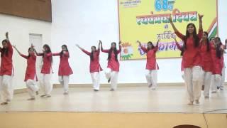 Independence Day K V GAIL Jhabua, satyamev jayate