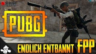 🔴 Playerunknown's Battlegrounds 🐔 | Endlich ENTBANNT! | FPP | Deutsch / German | Live #481