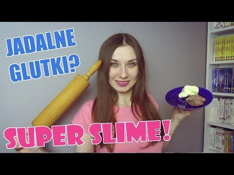 ⭐️ SUPER SLIME #5 - JADALNE GLUTKI?