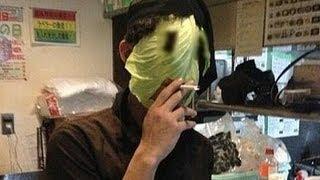 白木屋でバカッター!Twitter炎上で店員が喫煙画像!近畿大学生か