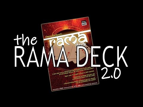 Magic Review: The Rama Deck 2.0 by Owen Packard