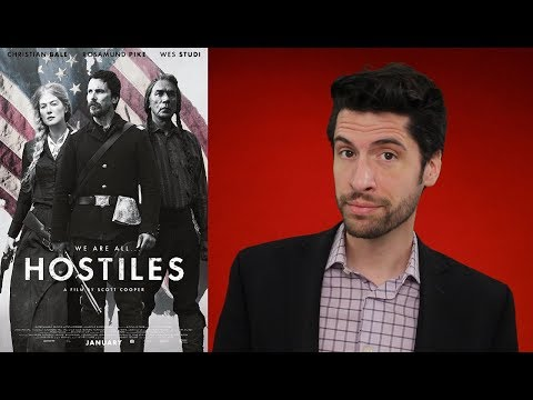 Hostiles - Movie Review