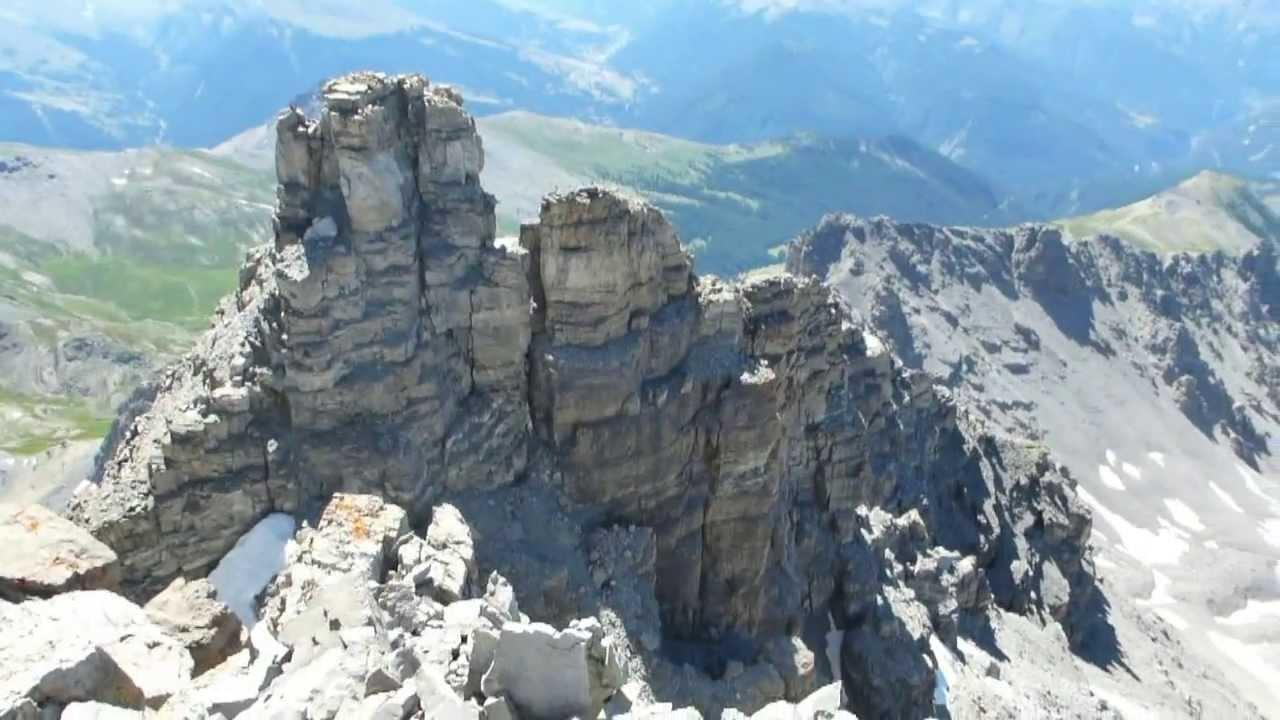 Pic de Rochebrune (ascension) 02 08 2013 - YouTube