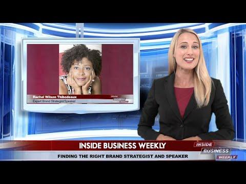 Expert Brand StrategistSpeaker Rachel Wilson Thibodeaux R