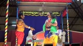 Yakshagana -- Sathya Harishchandra - 4