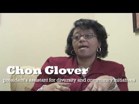 Glover: Toward a legacy of diversity