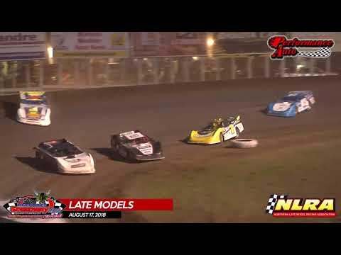 08.17.18 River Cities Speedway - NLRA