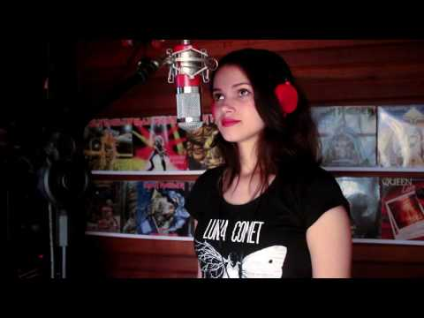 Liar Liar - Kamelot ft. Alissa White-Gluz cover by Lorena Martins