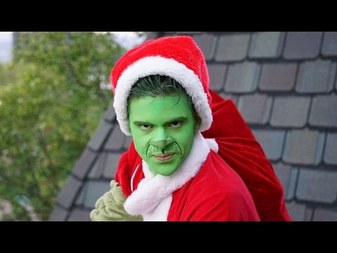 Download Youtube: Señor Grinch | Rudy Mancuso, Lele Pons & King Bach