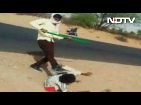 How This Homeless Woman Was Thrashed In Rajasthan