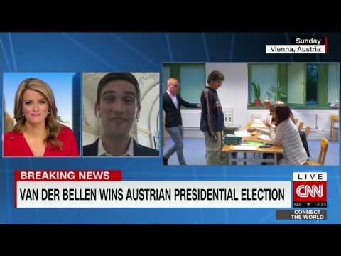 Austria elects a new president - who is he? And what does this mean for the far right movement?