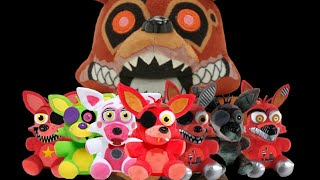 Fnaf Let Me Through plush version
