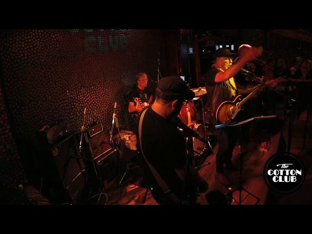 La Carroceria en directo en Cotton Club Bilbao  San Bernardino