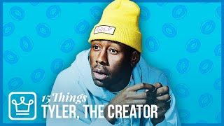 15 Things You Didn't Know About Tyler, The Creator