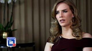 Charlotte Kirk breaks silence on sex for roles