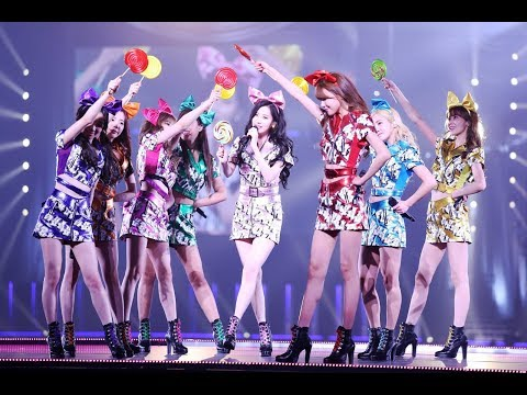 Girls' Generation is the 4th most successful girl group in the world in terms of concert revenue.