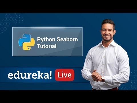 Python Seaborn Tutorial   Data Visualization in Python Using Seaborn   Edureka thumbnail