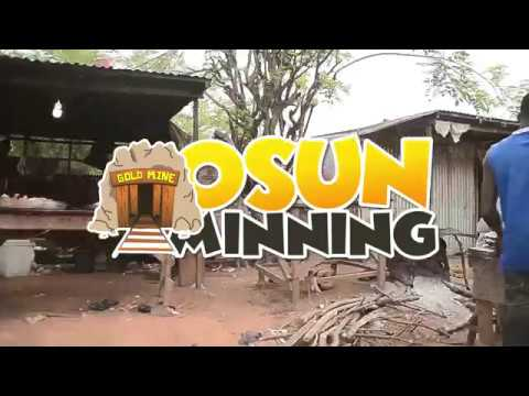 Gold Mine: Mining Industry in the State of Osun