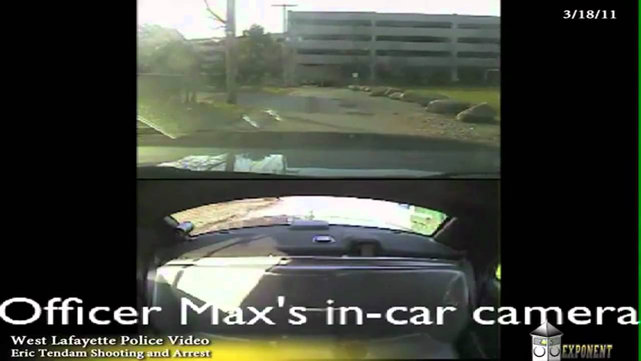 The Purdue Exponent - West Lafayette Police Video of March 18