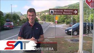 SAT: Patrola do Crne Gore