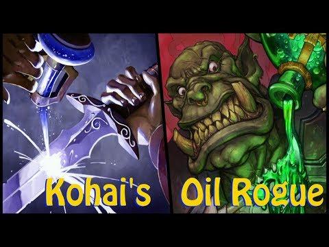 Kohai's Oil Rogue (Hearthstone Deck Guide)