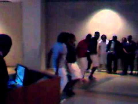 Nu Era @ CSA PAGENT BUSS A DANCE