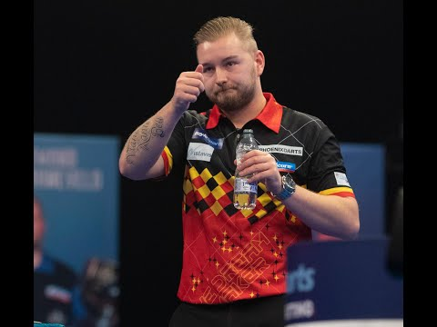 "Dimitri van den Bergh on RECORD Grand Slam average: ""I had been battling with a lot of doubts"""