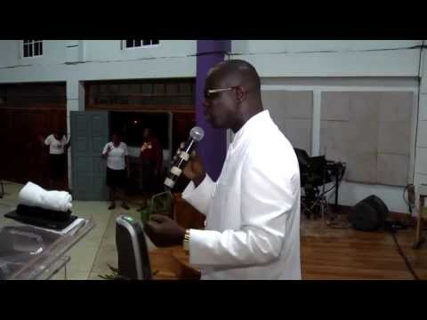 R A. McKenzie, Fellowship Tabernacle Church (Mandeville) KLWCM Worship Exposition