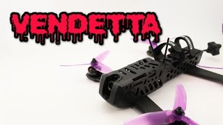 TBS Vendetta Review. $500 Racing Drone.