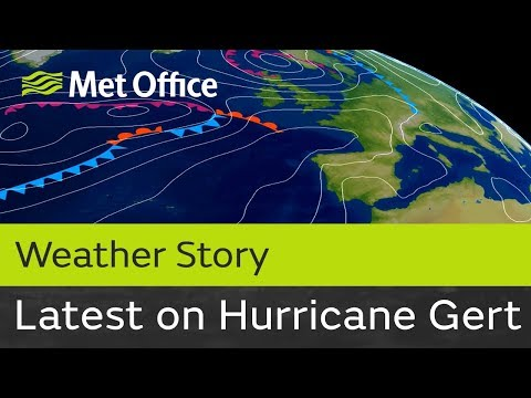 The latest on Hurricane Gert