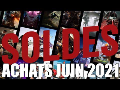 Download Compte rendu d'achats Soldes été & Juin 2021