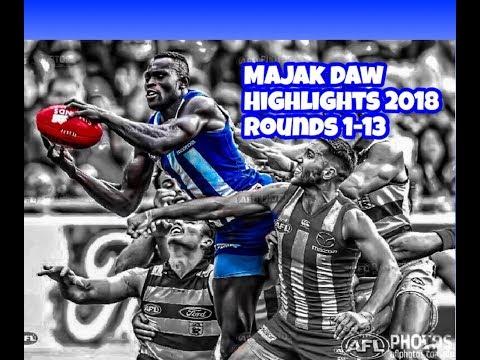 Majak Daw 2018 Highlights Rounds 1-13