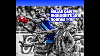Majak Daw 2018 Highlights Rounds 1-13