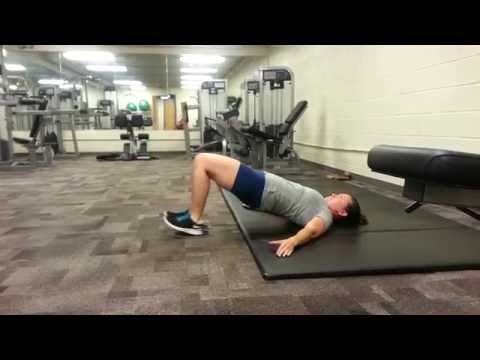 Slider Hamstring Curls