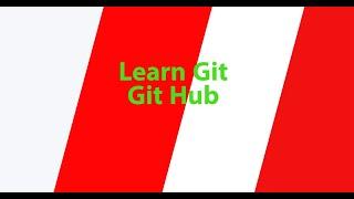 Part 4 - GitHub