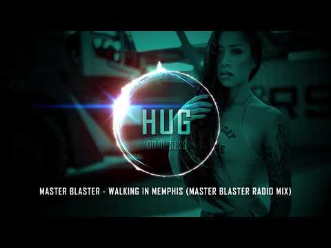Master Blaster - Walking in Memphis (Master Blaster Radio Mix)