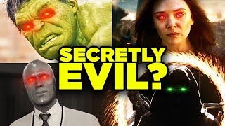 Avengers Hero Actually a Villain? Doctor Doom, Hulk & Scarlet Witch Theories! | RT