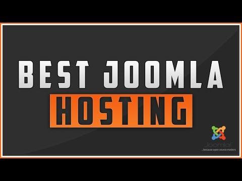 Best 2017 Joomla Hosting - Simple 5 Minute Website Setup