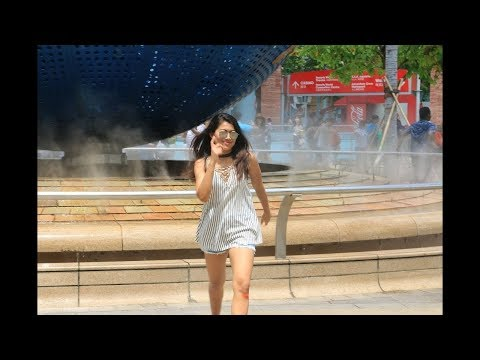 Singapore top 10 attractions - singapur city video from Top View By Sagar Poudel